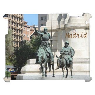 Plaza de España, Madrid iPad Hülle
