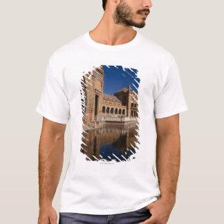 Plaza de Espana, Sevilla, Spanien T-Shirt