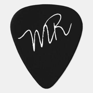 Plektrum personalisiert für das guitarman