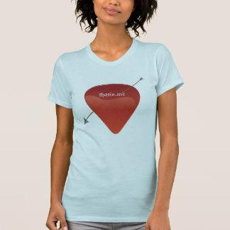 Plektrum-T - Shirt