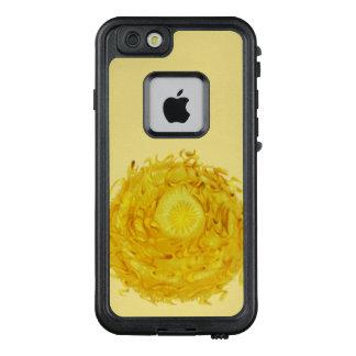 Plexus 3rd-solar chakra #1 gelber Sonnendurchbruch LifeProof FRÄ' iPhone 6/6s Hülle