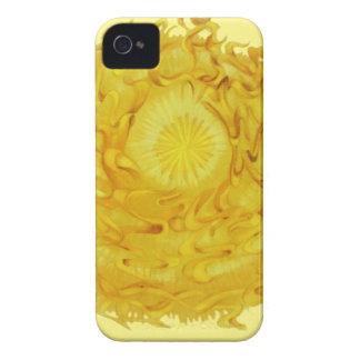 Plexus 3rd-Solar Chakra Grafik #1 iPhone 4 Hüllen