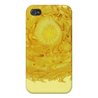 Plexus 3rd-Solar Chakra Grafik #1 iPhone 4 Schutzhülle