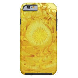 Plexus 3rd-Solar Chakra Grafik #1 Tough iPhone 6 Hülle