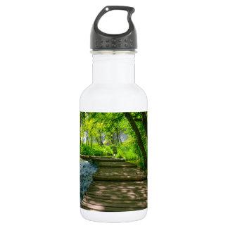 Plitvice Nationalpark in Kroatien Trinkflasche