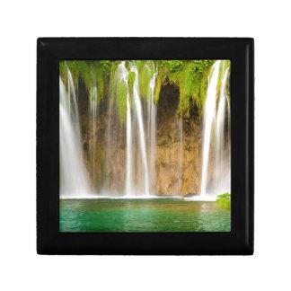 Plitvice Wasserfall Geschenkbox
