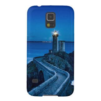 Plouzane, Frankreich, Leuchtturm Hülle Fürs Galaxy S5