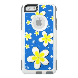 PlumeriaFrangipani BlumenOtterBox iPhone 6 Hüllen