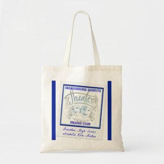Plündernde Nichtpassen-Tasche Tragetasche
