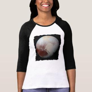 Pluto - das größte zwergartige Planeten-Shirt T-Shirt