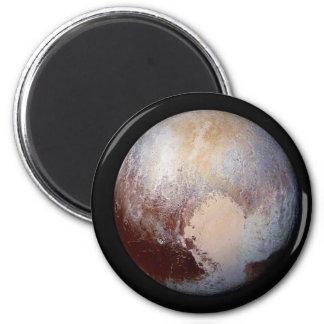 Pluto Runder Magnet 5,1 Cm