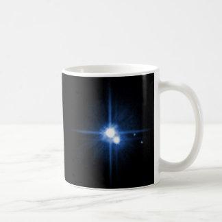 Pluto und Charon Kaffeetasse
