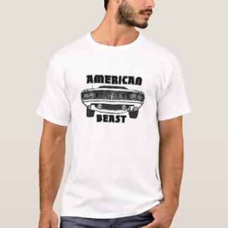 Plymouth-Barracuda-T - Shirt 1971