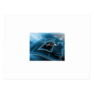 Plymouth-Panther-Logo Postkarte