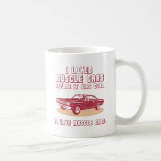 Plymouth-Roadrunner 1969 Kaffeetasse