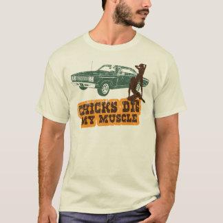 Plymouth-Roadrunner 1969 T-Shirt