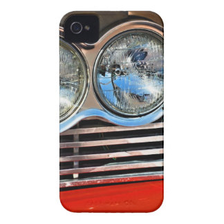 Plymouth-Wut 1958 iPhone 4 Cover