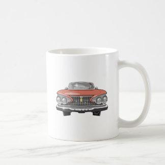Plymouth-Wut 1961 Kaffeetasse