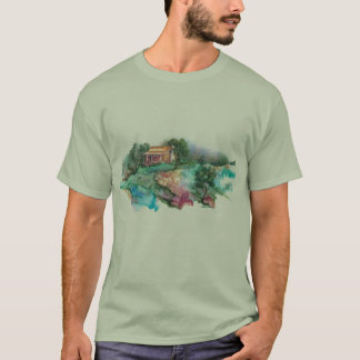 PMACarlson Gehöft, Smokey Gebirgst-shirt T-Shirt