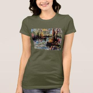 PMACarlson Regenbogen-Insel T-Shirt