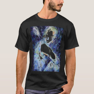 PMACarlson schwarzes Stimmungs-T-Shirt T-Shirt