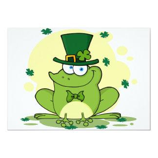 png_4678-Safe-Happy-Irish FROGGY-FROSCH Klee Karte