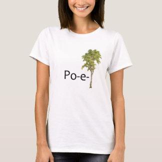 PO-e-Baum T - Shirt für Frauen