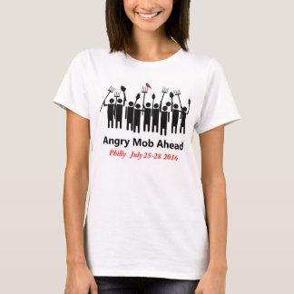 Pöbel-T - Shirt des Bernie der Frauen verärgerter