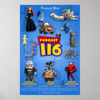 Podcast 116 (Höhle OM Pixar…) Poster