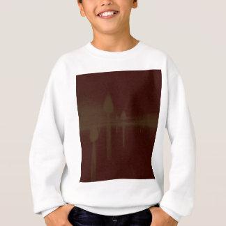 Poesie-Kunst-Kerzen Sweatshirt