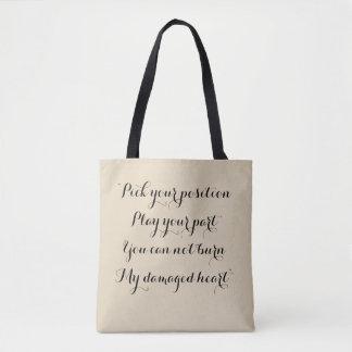 Poesie-Tasche Tasche