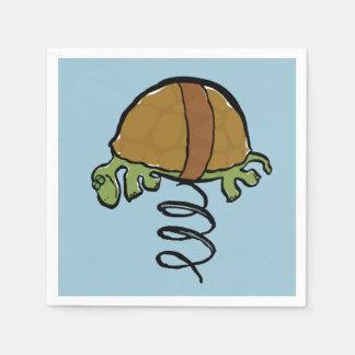 pogo Schildkröte Papierservietten