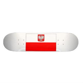 Poilish Flaggen-Skateboard Skateboardbretter