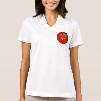 Poinsettia Polo Shirt