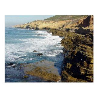 Point Loma, San Diego Landschaftspostkarte Postkarte