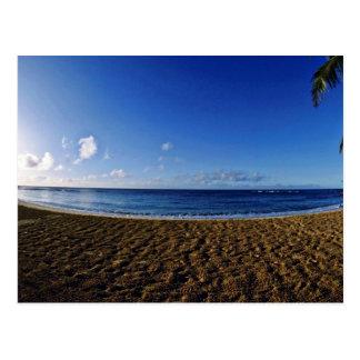 Poipu Strand - Kauai Postkarte