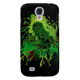 Poison_dart_frog Galaxy S4 Hülle