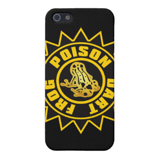 Poison_dart_frog iPhone 5 Cover