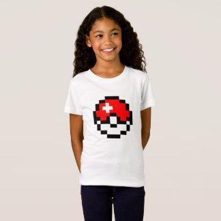 POKE BALL 8bit T-Shirt