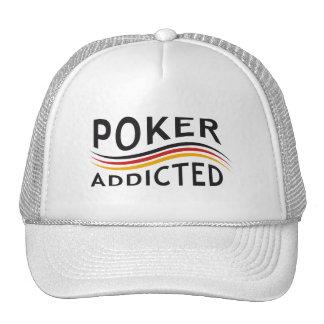 POKER addicted Retrokultcap