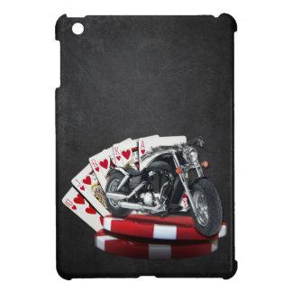 Poker-Laufart-Fall iPad Mini Hülle