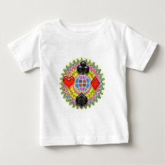 Poker-Meisterschaft: Baby T-shirt