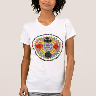 Poker-Meisterschaft: T-Shirt