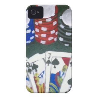 Poker-Nacht iPhone 4 Case-Mate Hüllen