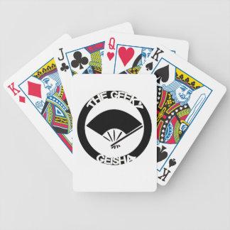 Poker-Spielkarten Bicycle Spielkarten