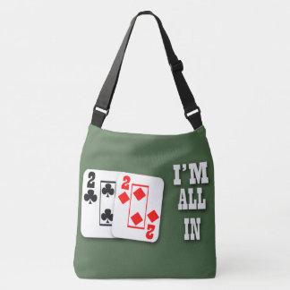 Poker Tragetaschen Mit Langen Trägern