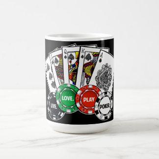 Poker v1 kaffeetasse