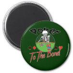 Poker zum Knochen! Magnets