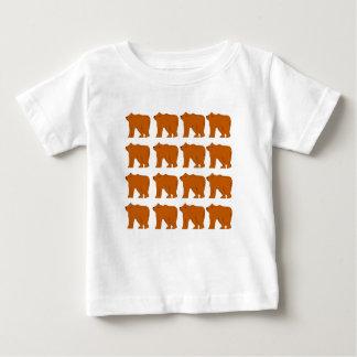 Polar betrifft Weiß Baby T-shirt