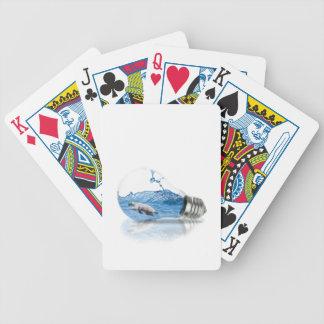 Polar Bicycle Spielkarten